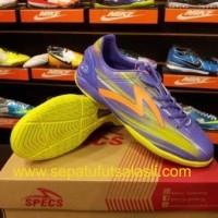 Sepatu Futsal Specs Accelerator Lazer True Violet 400453 original
