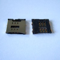 iPhone 4, 4s Simcard Connector