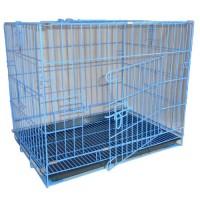 harga Kandang Kucing D02 Biru Tokopedia.com