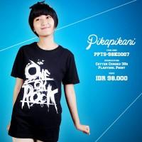 Kaos Band Jepang One OK Rock OOR Pikapikani