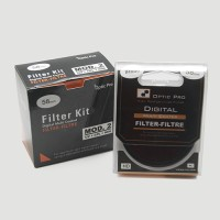 FILTER KIT PRO (MC UV + CPL + ND8 + IR 680NM) 62MM