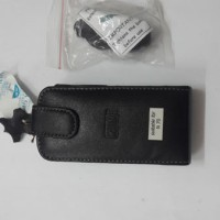 Sarung HP Kulit Asli Model PDAir Nokia type N70