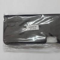 Sarung HP Kulit Asli Model Celup Samping Nokia type E71