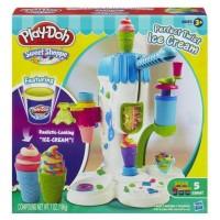 Play-doh sweet shoppe Perfect Twist Ice Cream