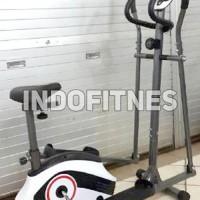 harga Elliptical Bike TL-501 E Sepeda Fitness Magnetic Orbitrek 501E Tokopedia.com