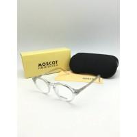 kacamata frame moscot miltzen crystal