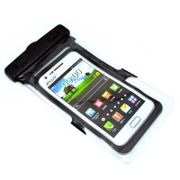 harga Bingo Waterproof Bag for Smartphone 6 Inch - Black Tokopedia.com