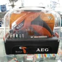 Mesin Obeng Baterai / Cordless Screwdriver AEG SD 4 E LI