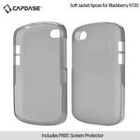 Capdase Bb Samoa 9720 Case, Blackberry Soft Jacket Xpose - Hitam