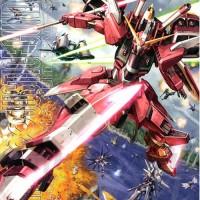 DM467 ZGMF-X19A Infinite Justice Gundam (MG)