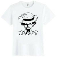 Kaos One Piece Lufhi
