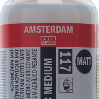AMSTERDAM ACRYLIC MEDIUM MATT 117 250 ML