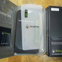 Kingkong Huawei Ascend P7 Super Tempered Glass