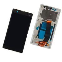 LCD TOUCHSCREEN +FRAME SONY XPERIA Z/ C6602/ C6603 ORI