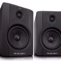 M Audio BX8 D2 Studio Monitor