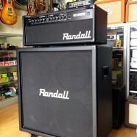 jual amplifier gitar head cabinet randall RX120 original murah di band