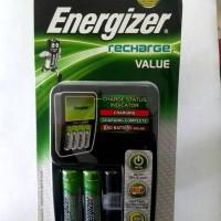 harga Charger Baterai Energizer Chvcm4 Aa / Aaa Batere Isi Ulang Recharge Tokopedia.com