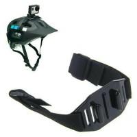 Strap Helm Spot Camera Gopro, Xiaomi Yi / Helmet Strap Kamera Gopro