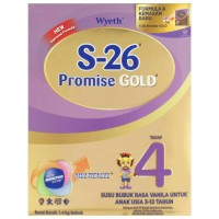 susu s26 promise gold 1400gr tahap 4