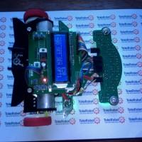 Robot Line Follower M-Robo V2 Evo Radus (No Batere) + CD