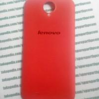 Back door back case Lenovo S820 Merah