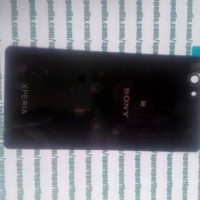 Back door Back case sony xperia z1 mini - z1 compact warna hitam
