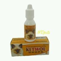 harga vitamin kucing penumbuh bulu Tokopedia.com