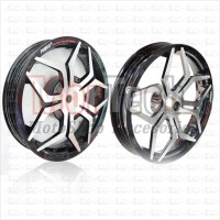 harga Velg Racing Lebar Power Vario 125 Palang 5 Star Spider Hitam Chrome Tokopedia.com