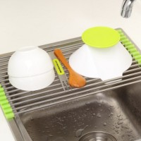 Sink Drain Rack / Rak Bak Cuci Piring A0142L
