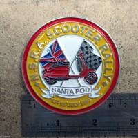 harga British Lambretta Club Badge Legshield Vigano Ulma Gp Sx Tv 175 200 Tokopedia.com