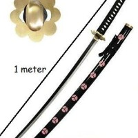 pedang anime onepiece zoro shusui (chidoriheartless)