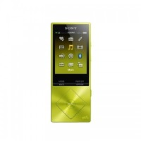 Sony High Resolution Audio Player Walkman NW-A26 - Lime Yellow