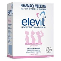Elevit with Iodine 100 Tablets
