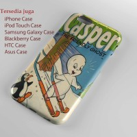 Casper the freindly ghost,hard case,Iphone case,smua hp