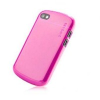 Capdase BB Q10 Case, BlackBerry Soft Jacket Lamina - Pink