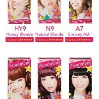 LN05 Beautylabo Bubble Hair Color BEAUTY LABO CAT RAMBUT PEWARNA SEMIR