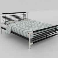 Ranjang Besi Double Bed Orbitrend Libra 160