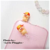 harga Pluggy Earplug Dustplug Piggy Lucu Tokopedia.com