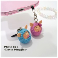 harga Pluggy Dustplug Earplug Round Piggy Tokopedia.com