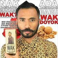 Jual WAK DOYOK / PENUMBUH JENGGOT JAMBANG Murah