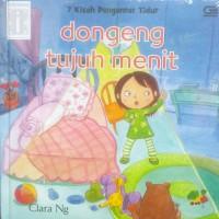 harga Buku Cerita Anak : Dongeng Tujuh Menit Clara Ng Tokopedia.com