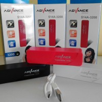 POWERBANK ADVAN 3200MAH