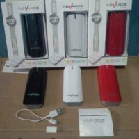 POWERBANK ADVANCE 5200 mAh
