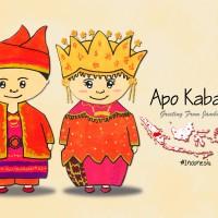 Apo Kabar? Greeting From Jambi
