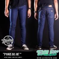 Jual Arch Denim , Celana Jeans BLUE Dry Denim Murah