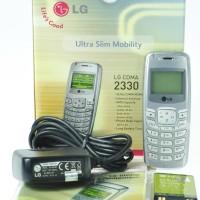 HP ESIA LG 2330 CDMA inject