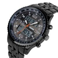 Jam Tangan Pria Analog + Digital LED Casio Men Sport Watch SKMEI-1032