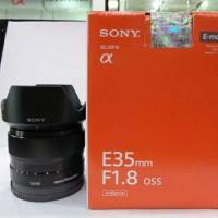 sony lensa sel 35mm f1.8 oss