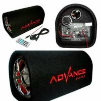 harga Speaker Advance Subwoofer T-101kf Bisa Karaokean Suara Super Bass Tokopedia.com