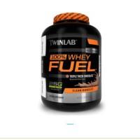 Twinlab 100% whey fuel protein DBL choco 5LBS